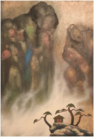 Jeon Joon Yeop, Oil on Canvas