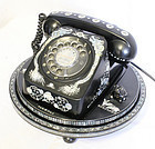 Lacquer Company's Telephone made for their own office