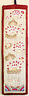 Fine and Beautifully Embroidered 19th Century Korean Ironing Board