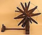Mulle, Korean Antique Spinning Wheel