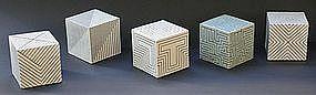 Joo Ji Wan Celadon and Porcelain Quintet