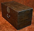 Wedding Chest made entirely of Paulownia Wood