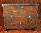 19th Century Bandaji Chest from Kyonggi Province