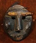 Mongolian Priest Mask from Humia, Nepal
