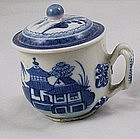 Canton Posset Chinese Porcelain