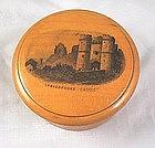 "Mauchline Thread Box ""Carisbrooke Castle"""