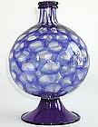 Rare Large & Spectacular 1930s AVEM Murrine Lens Vase