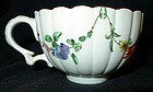 Bristol Porcelain Coffee Cup c1770