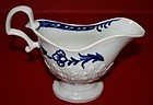 Uncommon Liverpool Porcelain Creamer c1780