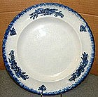 Fancy Leeds Featheredge Plate C 1825