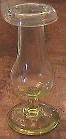 Miniature Bulb (Crocus) Vase; c 1860