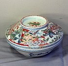 Japanese Imari Porcelain covered Tureen