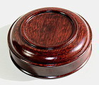 Chinese Hardwood Top, for jar
