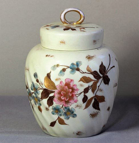 German porcelain Humidor