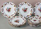 Set of Czechoslovakia EPIAG porcelain dessert