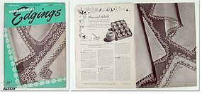 BOOK NO. 256  �HANDKERCHIEF EDGINGS�