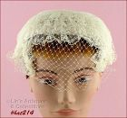 HAT WITH NETTING VEIL