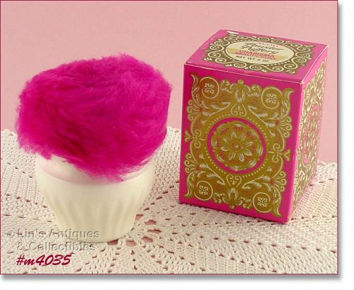 AVON � POWDER PUFFERY CHARISMA BEAUTY DUST (MIB)
