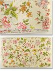 VINTAGE MATERIAL BY HOUSE �N HOME FABRIC