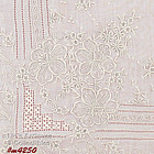 WEDDING HANDKERCHIEF WITH LOTS OF EMBROIDERY