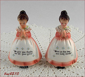 ENESCO � PRAYER LADY SHAKER SET