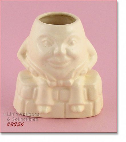 McCOY POTTERY � HUMPTY DUMPTY PLANTER