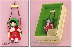HALLMARK �CHRISTMAS IS FOR CHILDREN� ORNAMENT