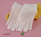 ITALY �WEAR-RIGHT GLOVES� (SIZE 6 � 6 ½)