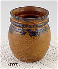 McCOY POTTERY � CANYON VASE OR PLANTER