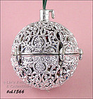 ELECTRIFIED CHIRPING ORNAMENT