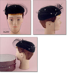 BLACK HAT BY JOE BILL MILLER