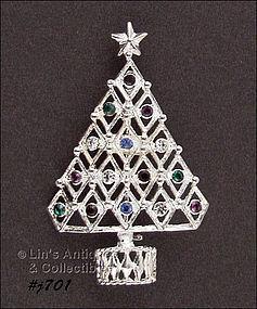 EISENBERG ICE � CHRISTMAS TREE PIN
