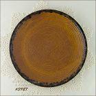 McCOY POTTERY � CANYON PLATTER / CHOP PLATE