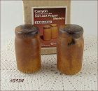 McCOY POTTERY � CANYON SHAKER SET (MIB)