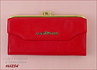 VINTAGE BUXTON LADIES RED WALLET