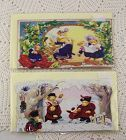Two VanderBear Cards (one with skating scene, one with Christmas music