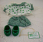 Muffy VanderBear Wear �Muffeen� St. Patrick�s Day Outfit