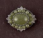 Vintage Miriam Haskell Pin / Brooch