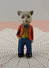 Vintage and Unusual Frozen Charlie Wolf