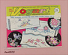 VINTAGE VOGART PILLOWCASE TRANSFER PATTERNS