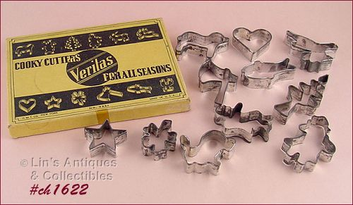 VERITAS COOKY CUTTERS FOR ALL SEASONS