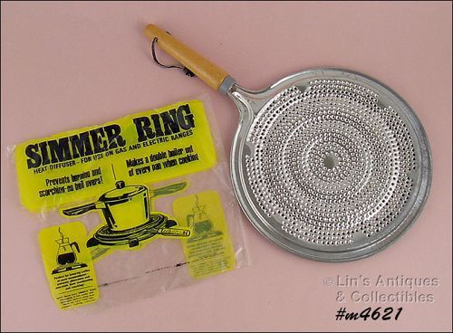 HEAT DIFFUSER SIMMER RING FOR PYREX GLASS COFFEE POTS