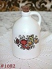 McCOY POTTERY -- VINTAGE SPICE DELIGHT JUG WITH CORK