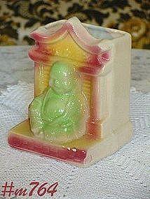 SHAWNEE POTTERY -- BUDDHA PLANTER