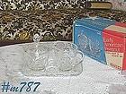 EARLY AMERICAN PRESCUT 4 PC -- IN BOX!