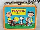 """PEANUTS"" LUNCH BOX (NO THERMOS)"