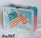 PATRIOTIC (FLAG) LUNCH BOX