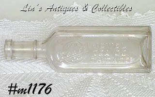 JEWEL TEA COMPANY BOTTLE