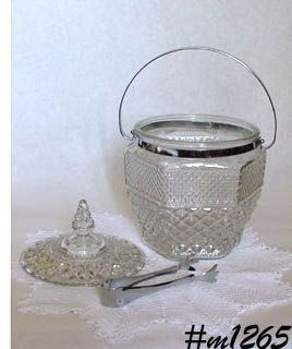 WEXFORD -- 4 PIECE ICE BUCKET SET