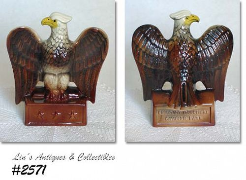 McCOY POTTERY -- EAGLE BANK